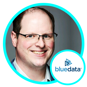 Matt Maccaux, Global Field CTO, BlueData