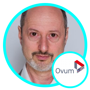 Michael Azoff, Distinguished Analyst, Ovum