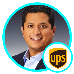 Mo Chaara, Head of Advanced Analytics, Data Sciences and ML, UPS