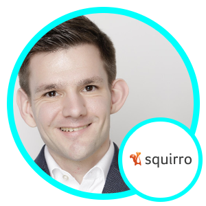 Patrice Neff, Co-Founder, Squirro