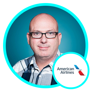 Phil Easter, Head of Emerging Technology, American Airlines