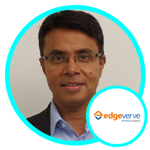 Praveen Kombial, Global Product Head, Business Apps, Edgeverve