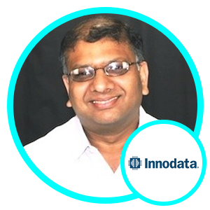Rahul Singhal, Chief Product Officer, Innodata