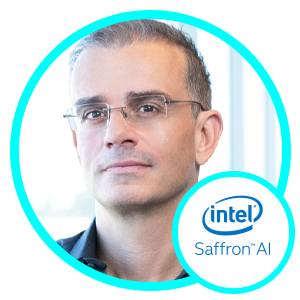 Remi El Ouazzane, Vice President, Artificial Intelligence Products Group and Chief Operating Officer, Intel