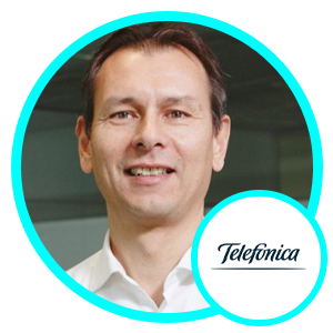 Richard Benjamins, Data and AI Ambassador, Telefonica