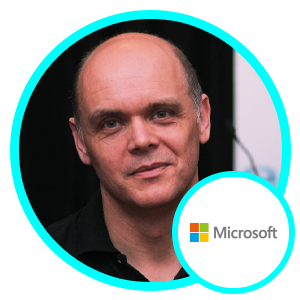 Rob Fraser, Senior Director, Commercial Software Engineering, Government and Health Industry, Microsoft