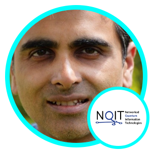 Rupesh Srivastava, Technology Associate, NQIT