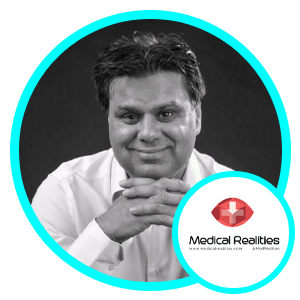 Shafi Ahmed, Chief Medical Officer, Medical Realties