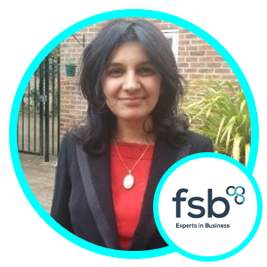 Sonali Parekh, Head of Policy, Federation of Small Businesses
