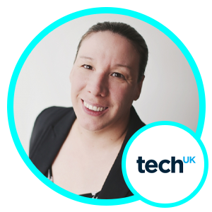 Sue Daly, AI Lead, TechUK