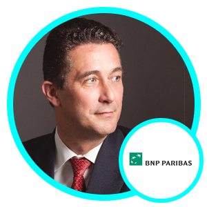 Thierry Derungs, Chief Data Officer, BNP Paribas