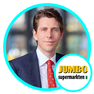 Tim Hehenkamp, Executive Director Data and Personalisation, Jumbo Supermarkten