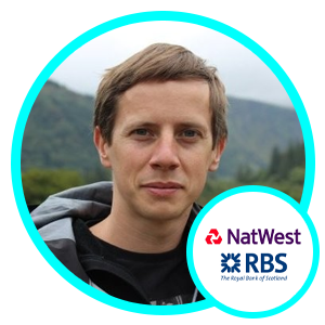 Tom Castle, Head of AI Strategy and Practice, CPB Artificial Intelligence, Natwest and RBS