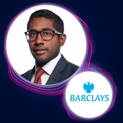 Ajwad Hashim, VP - Innovation Lead - CIBD Technology, Barclays