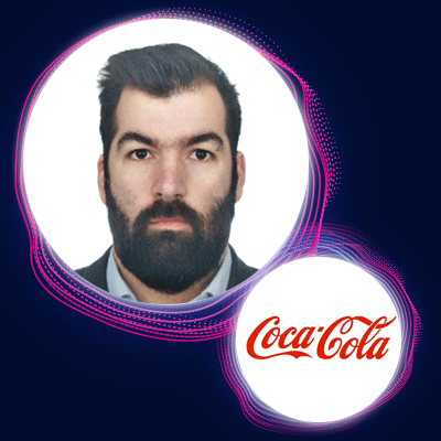 Alexandros Tzitzeras, Lead Data Scientist – Analytics Manager, Coca-Cola