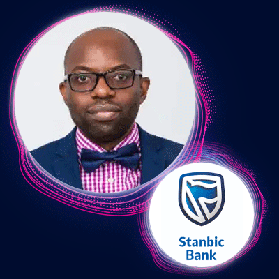 Francis Mumbi, Innovation Lead, Stanbic Bank