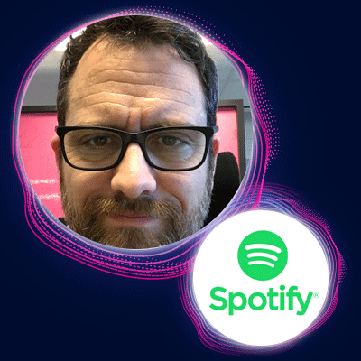 Gustavo Perreira, ML Lead, Spotify