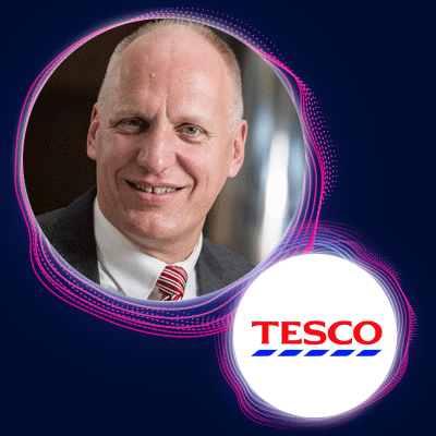 Guus Dekkers, Chief Technology Officer, Tesco