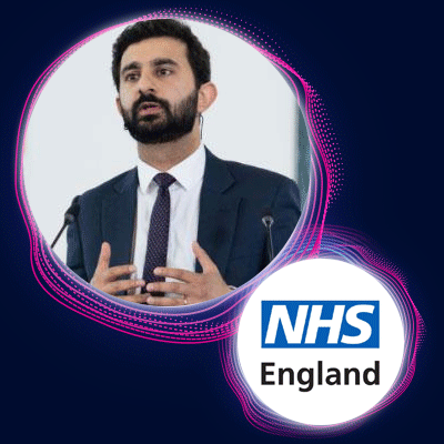 Harpreet Sood, Associate Chief Clinical Information Officer, NHS England