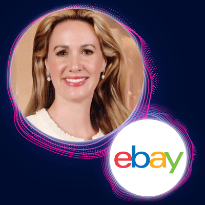 Jessica Rusu, Senior Director, Global Finance and Analytics, eBay