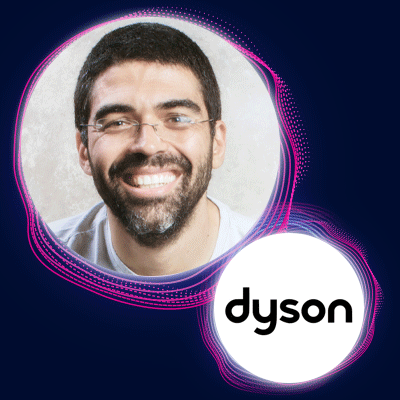Luis Vaquero, Head of Data Science, Dyson