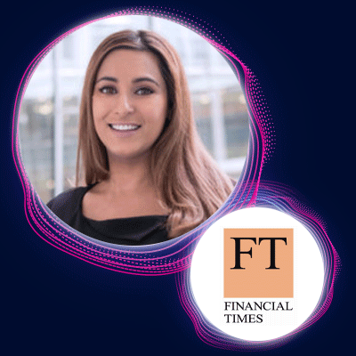 Sheena Chandnani, Head of Product Marketing, Financial Times