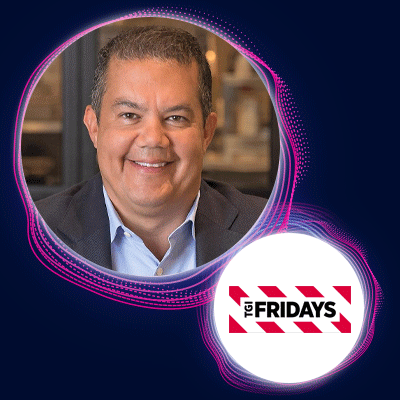 Sherif Mityas, CIO and CSO, TGI Fridays