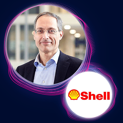 Yuri Sebregts, Chief Technology Officer, Shell