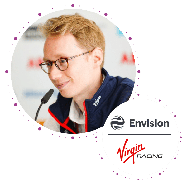 Sylvain Filippi, CTO, Virgin Racing
