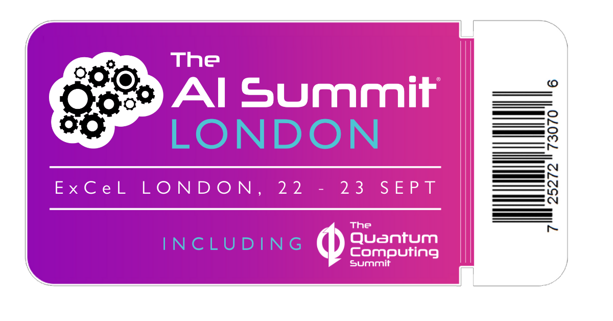 Ticket for AI Conference